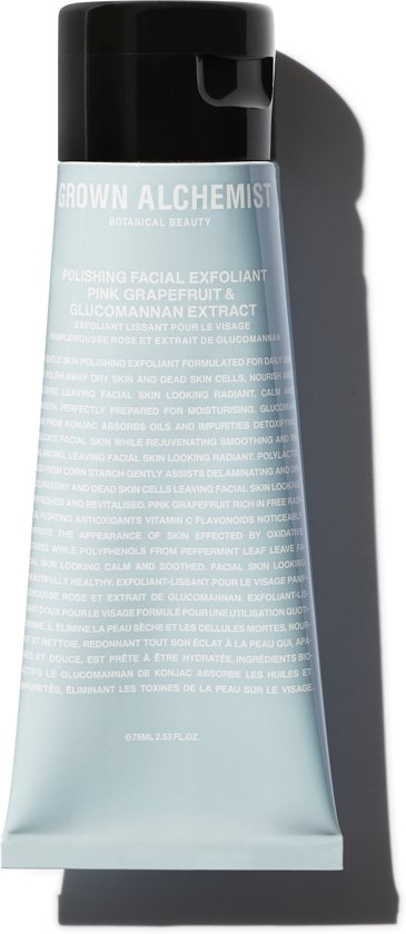 Grown Alchemist Botanical Beauty, Polishing Facial Exfoliant