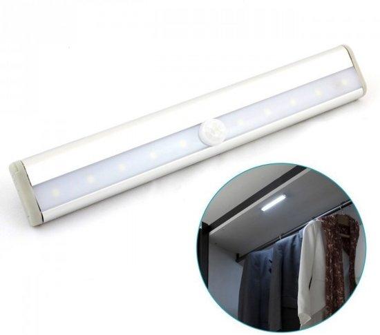 Lade Voor Kast.Bol Com Led Lamp Met Bewegingssensor Op Batterijen Voor Kast Of Lade