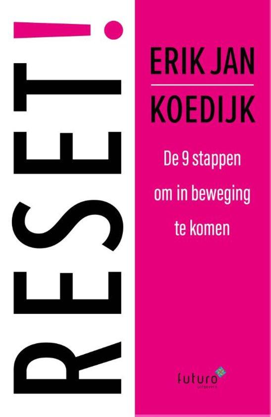 Reset Kinderkleding.Bol Com Reset Erik Jan Koedijk 9789492221582 Boeken