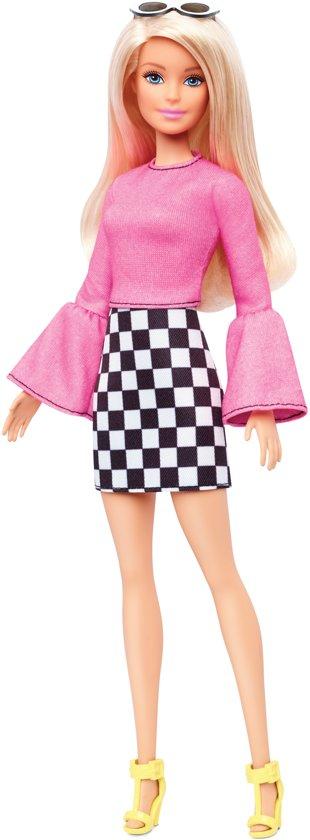 Barbie Fashionistas Checkered Chic - Barbiepop