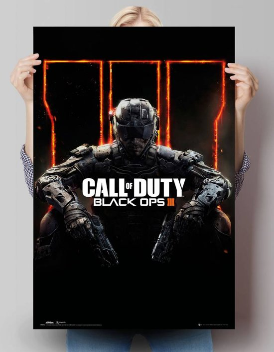 reinders call of duty black ops 3 poster. Black Bedroom Furniture Sets. Home Design Ideas