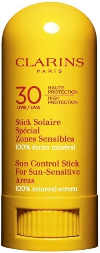 Clarins Stick Solaires Zones Sensibles Zonnebrandcrème - SPF 30 - 8 gr
