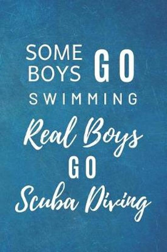 Some Boys Go Swimming
