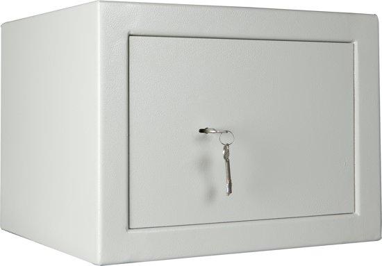 Kluis met sleutel uitwendig H330xB450xD380mm