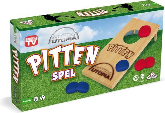 Utopia Pitten Spel - Werpspel