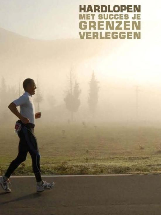Cover van het boek 'Hardlopen met succes je grenzen verleggen + DVD' van Paul Kamphuis en Jan Fokke Oosterhof
