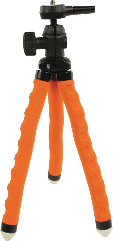 CamLink CL-TP250 Digitaal/filmcamera Zwart, Oranje tripod