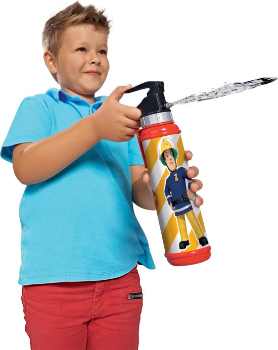 Brandweerman Sam Brandblusapparaat - Waterpistool