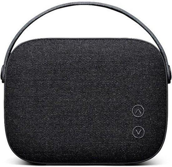 Vifa Helsinki - Bluetooth Luidspreker - Klein en Compact - Zwart