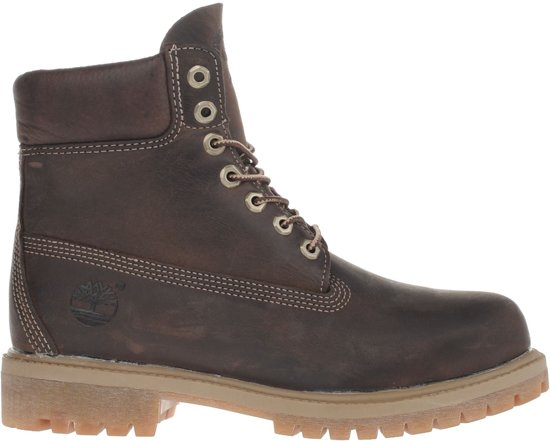 6 Boot inch Maat 41 Heren Premium Laarzen Donkerbruin 5 Timberland 5qUKfgq