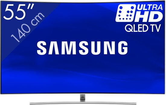 Samsung QE55Q8CAML 139,7 cm (55'') 4K Ultra HD Smart TV Wi-Fi Zilver