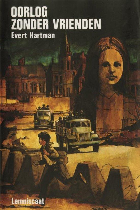 Evert-Hartman-Oorlog-zonder-vrienden