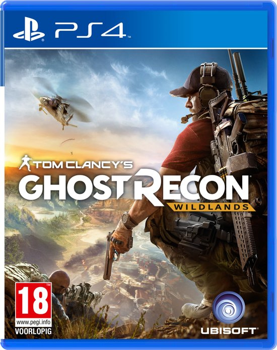 Ghost Recon: Wildlands - PS4