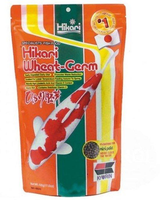 Hikari Wheat Germ Mini 500 Gr