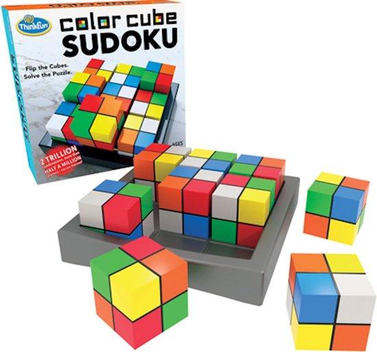 Afbeelding van het spel Thinkfun - Color Cube Sudoku