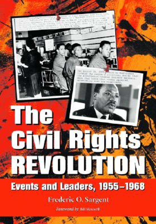 civil rights revolution