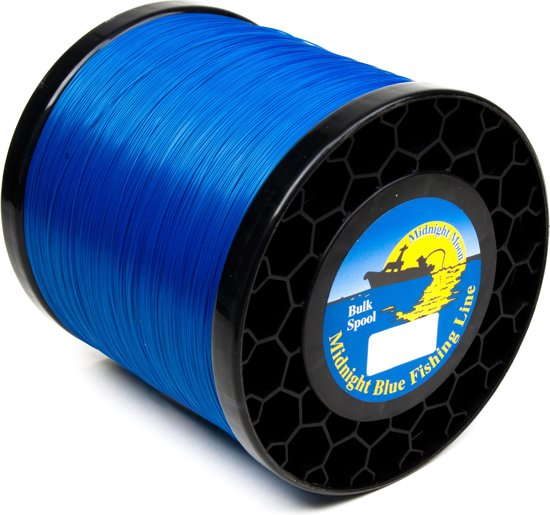 Midnight Moon Nylon Lijn - Nylon - 0.50 mm - 14 kg - 4200 m