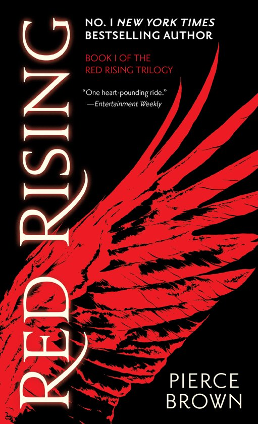 Boek cover Red Rising van Pierce Brown (Paperback)