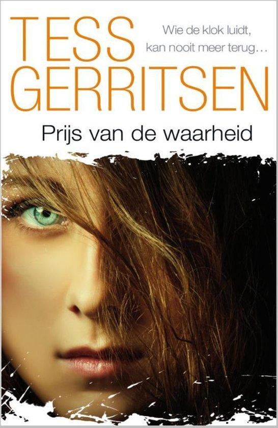 Boek cover Prijs van de waarheid van Tess Gerritsen (Onbekend)
