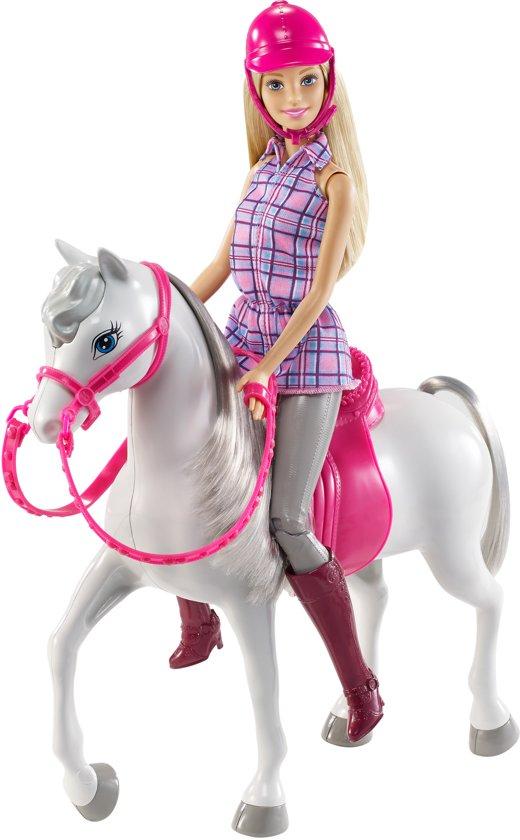 Barbie met Paard - Barbiepop