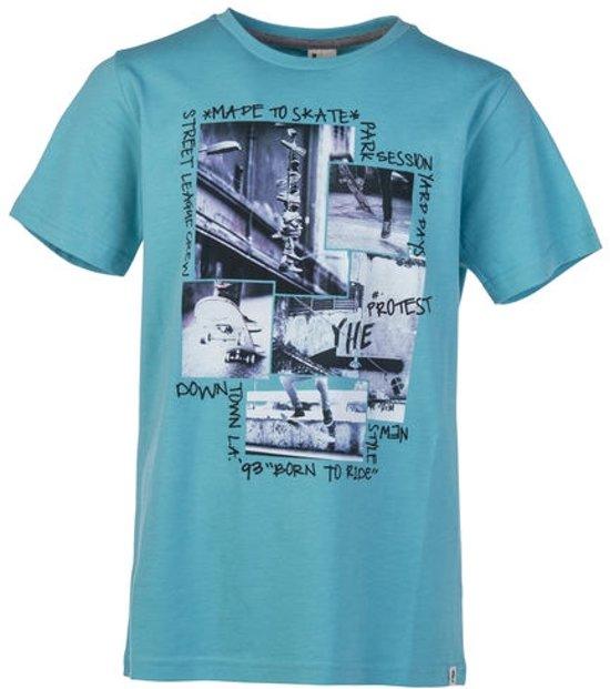 Protest T-shirt Jongens NEVAN Aqua176