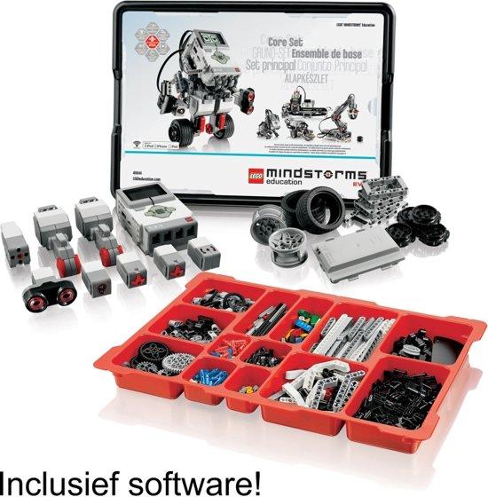 9200000074190531 - Het grote ABC van LEGO speelwerelden. Ken jij ze allemaal? & WIN