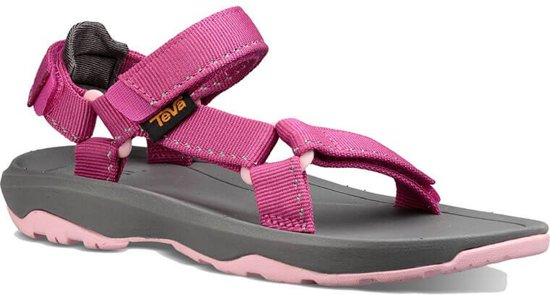 Teva Hurricane XLT 2 sandalen meisjes zalm | Wandel Geest