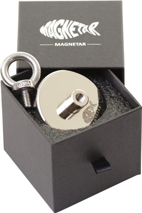 Vismagneet 150kg – Sterke magneet van Magnetar – Metaaldetector Ideaal voor magneetvissen