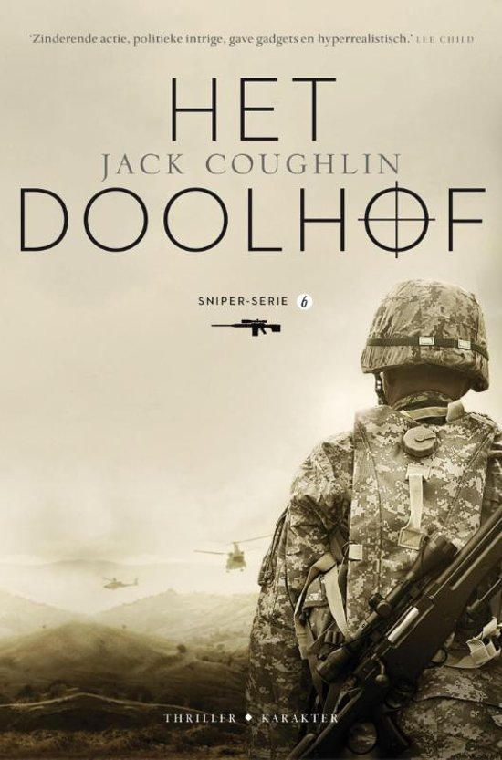 Sniper-serie 6 - Het doolhof