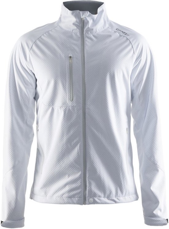 Craft Bormio Softshell Jacket men white l