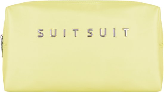 SUITSUIT Fabulous Fifties Toiletry Bag - Mango Cream