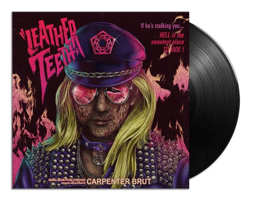 Leather Teeth (LP)