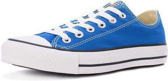 c2c6a78afeb bol.com | Converse All Star Chuck Taylor lage blauwe dames sneakers