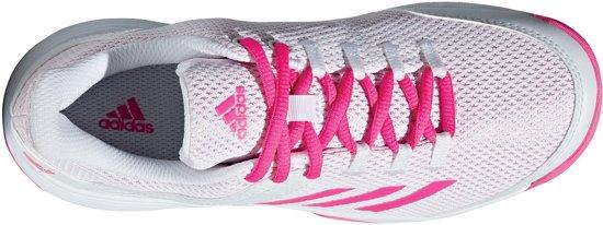 adidas Adizero Club Sportschoenen Maat 38 23 Meisjes witroze