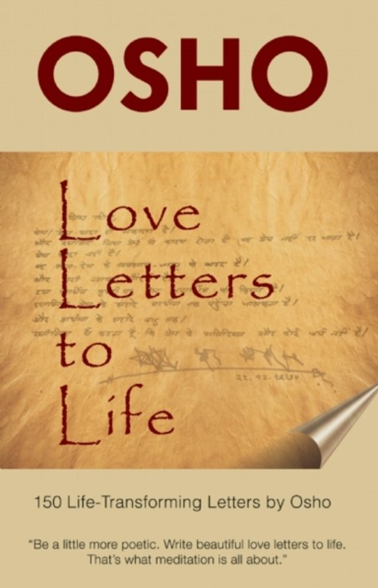 Bol love letters to life osho 9781938755866 boeken 150 life transforming letters by osho expocarfo Images