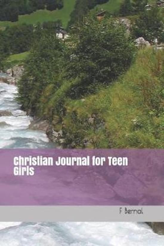 Christian Journal for Teen Girls