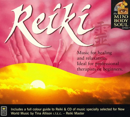 Reiki-Mind Body & Soul