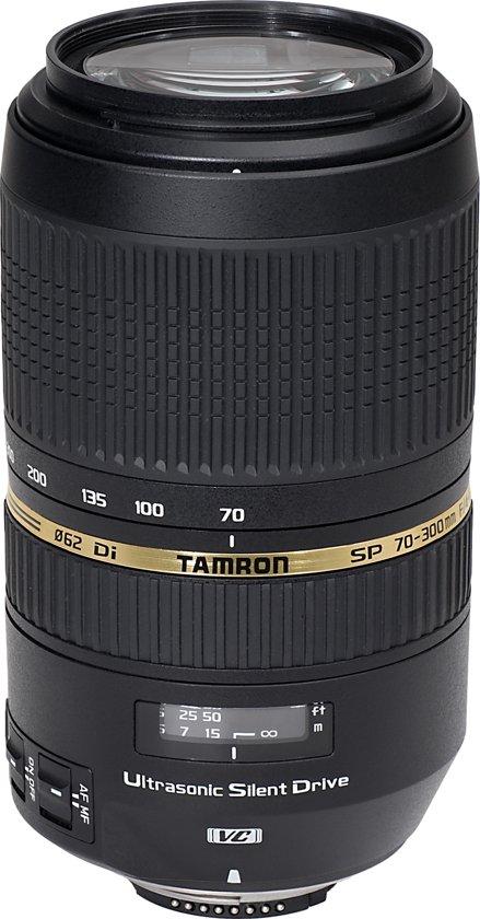 Tamron SP AF 70-300mm - F4-5.6 Di USD - telezoom lens - Geschikt voor Sony