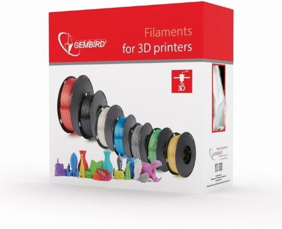 Gembird3 3DP-PLA1.75-01-GR - Filament PLA, 1.75 mm, grijs