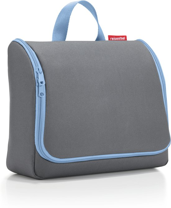 Reisenthel Toiletbag XL Toilettas - Ophangen - Maat XL - Polyester - 4L - Basalt Lichtgrijs