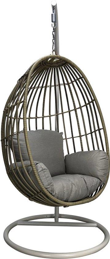 Standaard Egg Chair.Hangstoel Egg Chair Paris Naturel