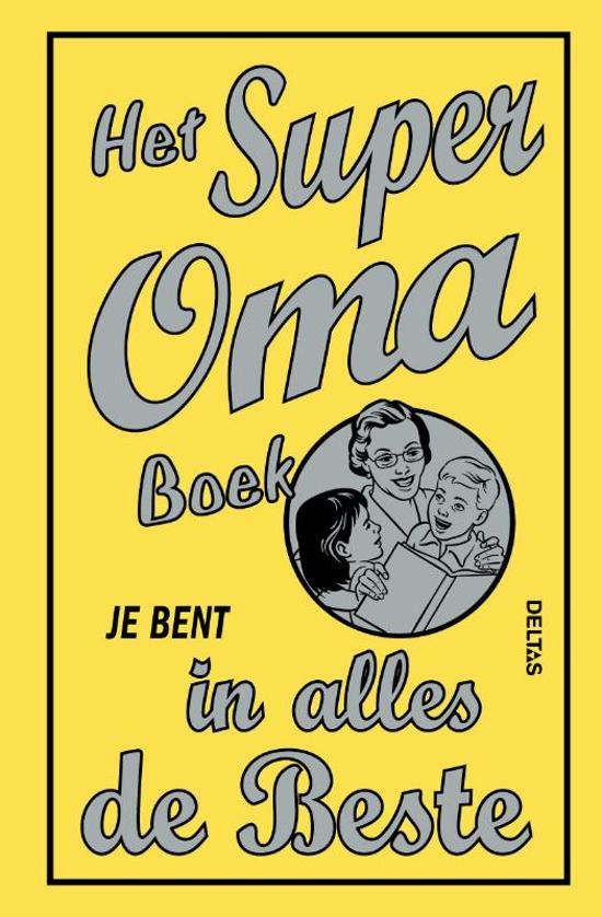 Het super oma boek