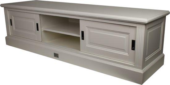 Bol hsm collection tv dressoir wit