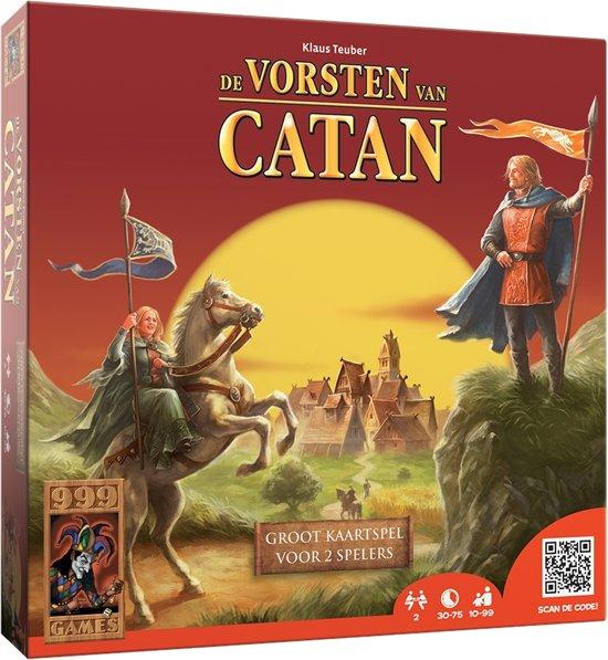 Afbeelding van het spel De Vorsten Van Catan - Kaartspel