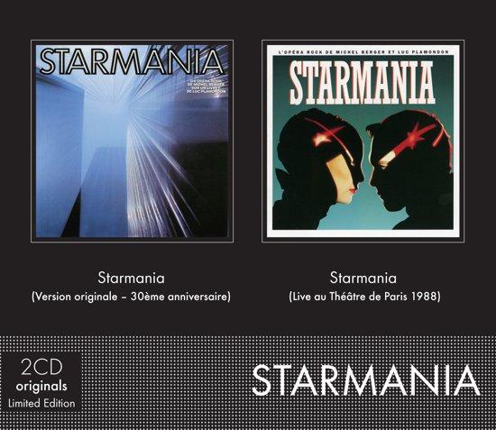 Starmania / Starmania (Live au theatre de paris 1988) (Coffret)
