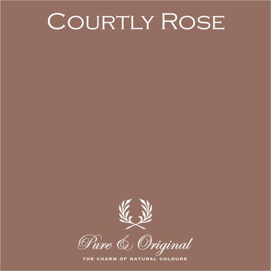 Pure & Original Classico Regular Courtly Rose 10L