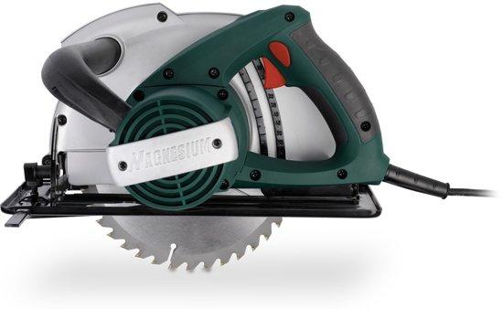 Powerplus POWXQ5315 Cirkelzaag - 1800 W - Ø210 mm