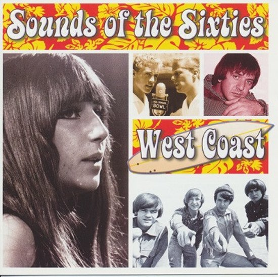 Sounds Of The Sixties- West Coast