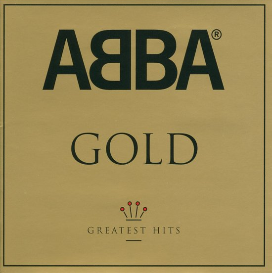 CD cover van Gold: Greatest Hits van ABBA