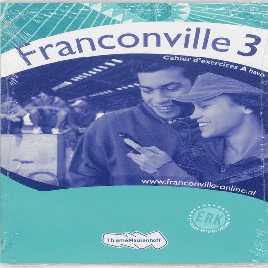 Franconville 3 Ab Havo Cahier D Exercises Boek Epub Bert Nap